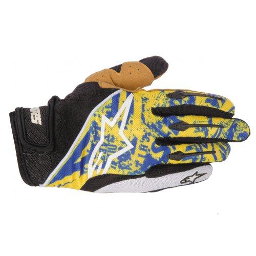 Alpinestars Handschuh Gravity, Gelb, Größe S