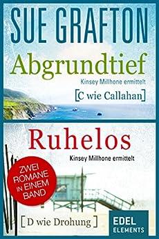 Abgrundtief/Ruhelos: Zwei Romane in einem Band von [Grafton, Sue]