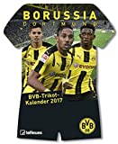 Produkt-Bild: BVB Kalender 2018 - Borussia Dortmund Kalender, BVB Kalender, BVB 09, Trikotkalender, Fußballkalender - 34 x 41 cm