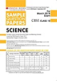 Oswaal CBSE Sample Question Papers Class 10 Science (Mar. 2018 Exam)