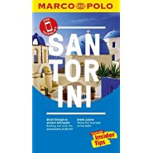 Santorini Marco Polo Pocket Guide - with pull out map (Marco Polo Guides) (Marco Polo Pocket Guides)