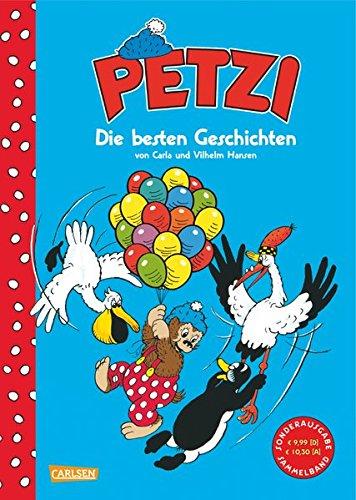 Preisvergleich Produktbild Petzi: Die besten Geschichten: Sonderausgabe