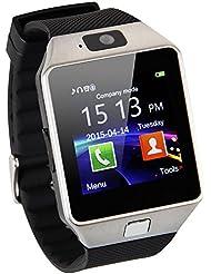 Hannspree Smartwatch Prime, Silber, SW1BSC1B