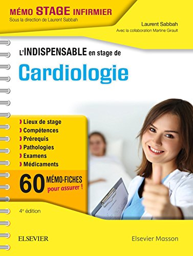 L'indispensable en stage de Cardiologie par Laurent Sabbah
