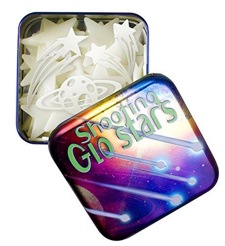 Cheatwell Games Glo-Shooting Star Blechdosen, 18 Stück (16115)