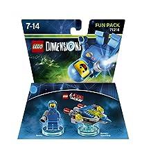 Pack Héros La Grande Aventure Lego - Le jeu vidéo (Benny) - Lego Dimensions