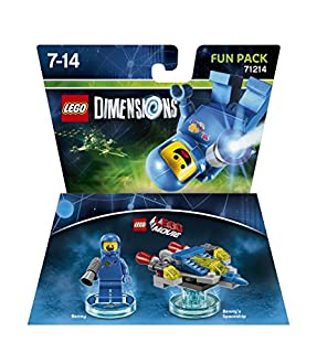 Figurine 'Lego Dimensions' - Benny - La Grande Aventure Lego (B00VJWS88Y) | Amazon price tracker / tracking, Amazon price history charts, Amazon price watches, Amazon price drop alerts
