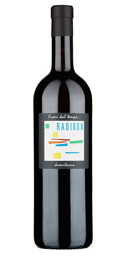 Radikon -Oslavje Fuori Dal Tempo- 2001 0,75lt IGT