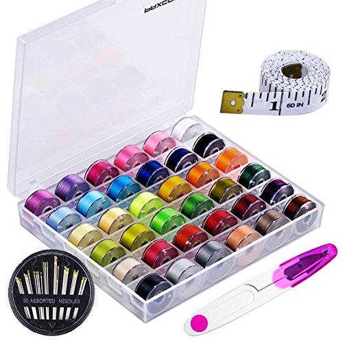 paxcoo Gewinde sortiert Farben 36 colors