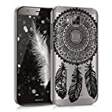 kwmobile Crystal Case for Huawei G8 / GX8 - Hard [Durable]