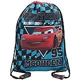Disney Cars Glitter Mochila Infantil, 1.2 Litros, Color Azul