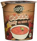 Zamek FOODSTER Chakalaka Soup · Bio-Suppe mit afrikanisch-scharfer Note · nur mit kochendem Wasser übergießen und genießen, 8er Pack (8 x 35 ml)
