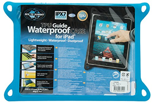 Sea to Summit TPU Guide Waterproof Case for iPad Größe one size blue