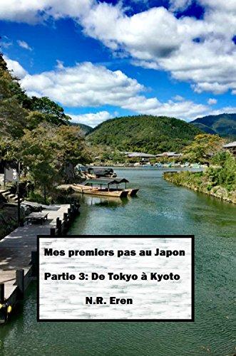Mes Premiers pas au Japon: Partie 3: De Tokyo à Kyoto par N.R. Eren