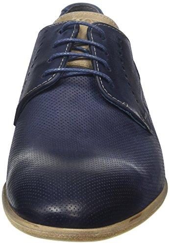Lloyd Drannon, Zapatos Con Cordones Para Hombres Azules (blau (ocean / Nougat 1))