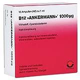 B12 Ankermann Injektionslösung Ampullen, 10 St.