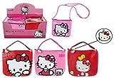 Hello Kitty 1 x Tasche - ca 15x13x2,5cm , 1 aus 4 Varianten