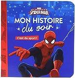 C'est du sport, Spiderman, MON HISTOIRE DU SOIR