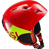 Rossignol Comp J Casco de esquí Junior, Unisex niños, Red, ...