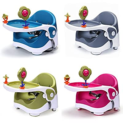 New 2018 Venture QFix Portable Travel High Chair, Travel Booster Baby Seat - low-cost UK light store.