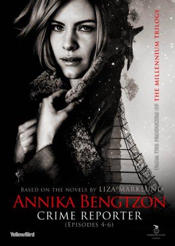 Annika Bengtzon Crime Reporter: Episodes 4-6 (3pc) [DVD] [Region 1] [NTSC] [US Import]