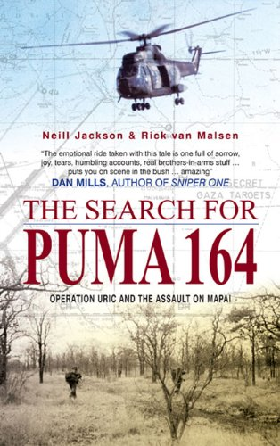 Price comparison product image The Search for Puma 164: Operation Uric and the Assault on Mapai