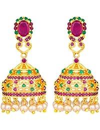 f9bdd8a281eeb Copper Women's Earrings: Buy Copper Women's Earrings online at best ...