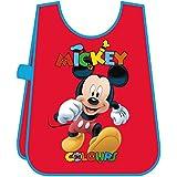 Mickey Mouse - Delantal manualidades (Arditex WD8118)