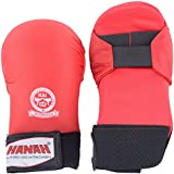 Hanah Karate Gloves (Red)