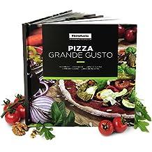 #benehacks® Libro della pizza Grande Gusto - ricette di pizza raffinate - 48 pagine di innovazioni culinarie [Edizione rilegata]