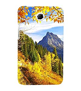 EPICCASE Autumn Mobile Back Case Cover For Lenovo S880 (Designer Case)