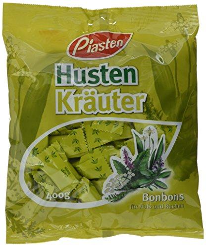 Preisvergleich Produktbild Piasten Kräuterbonbon,  8er Pack (8 x 400 g)