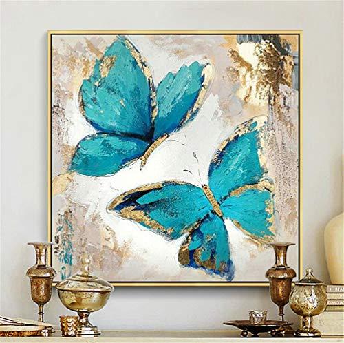 SWECOMZE DIY 5D Diamant Painting,Stickerei Malerei Crystal Strass Stickerei Bilder Kunst Handwerk für Home Wand Décor (A, 60cm*60cm)
