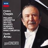 Claudio Arrau plays Chopin (Coffret 7 CD)