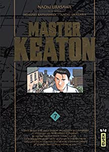 Master Keaton Edition simple Tome 7