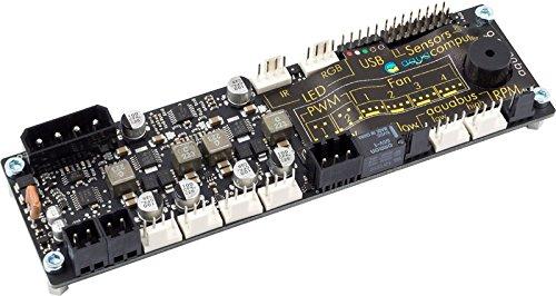 Aqua aquaero 6 LT USB, Pumpen- und Lüftersteuerung (53234) - Aqua Usb