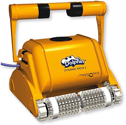 MAYTRONICS Electronics automática Limpiador de Piscina Dolphin Dynamic Pro X2Gyro