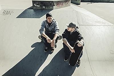 HUDORA Skateboard Tiger Instinct - Skateboarding, 12165