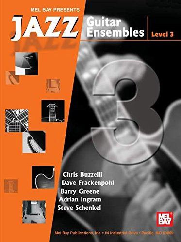 Jazz Guitar Ensembles, Level 3