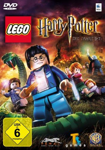 LEGO Harry Potter: Die Jahre 5 - 7 - [Mac] (Harry Potter Jahr Fünf)
