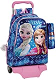 Frozen Northen Lights Zaino, 42 cm, Blu (Azul)