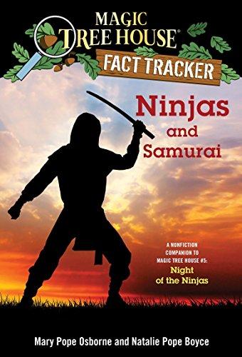 Ninjas and Samurai: A Nonfiction Companion to Magic Tree House #5: Night of the Ninjas (Magic Tree House Fact Tracker) por Mary Pope Osborne