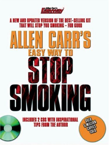 Easy Way to Stop Smoking (Book & Cds)