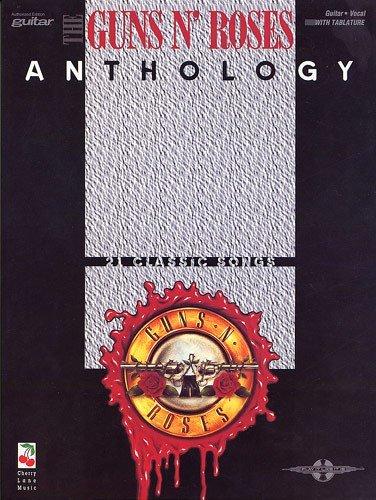 Preisvergleich Produktbild The Guns N' Roses Anthology. Für Gitarrentabulatur(mit Griffbildern)