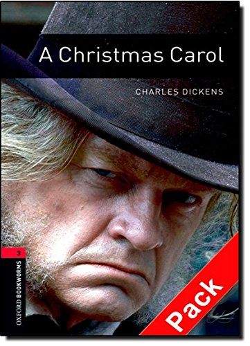 Oxford Bookworms Library: Oxford BookwormsL 3 Christmas  Carol cd Pack Ed 08: 1000 Headwords