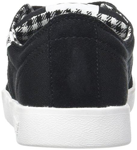Supra Stacks Ii, Baskets Basses Homme Noir (Black/White-White)