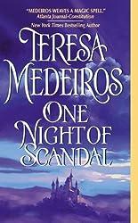 One Night of Scandal (Avon Historical Romance)