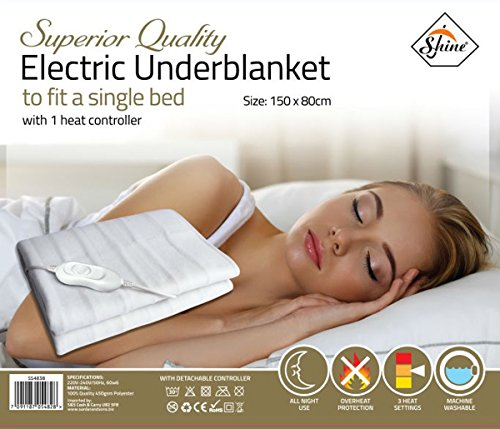 Supreme comfort electric heated ...