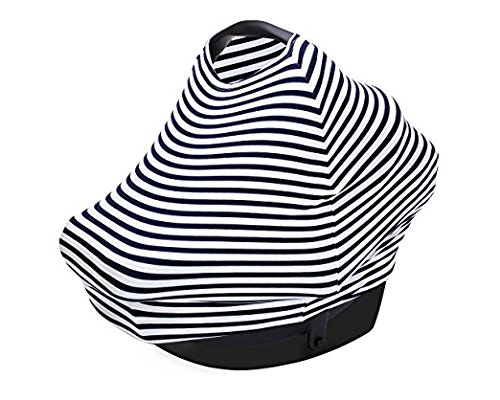 Preisvergleich Produktbild Multi Unisex Baby Autositz Himmel, Stilltuch & #-; Still Schal, Warenkorb Bezüge, Lebensmittels Trolley, Hochstuhl Bezug Best Geschenk von zacol.