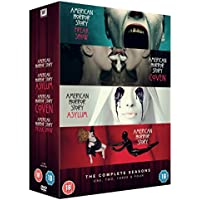 American Horror Story: Seasons 1-4 on DVD